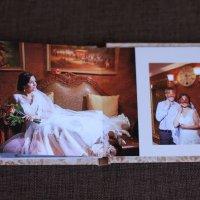 Свадебная фотокнига :: Наталья Осипова