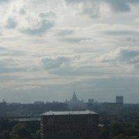 Вид с крыши :: Tatiana Tutatchikova