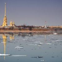 Весна.. ледоход..кораблики :: tipchik
