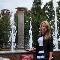Даша :: Виктория Большагина
