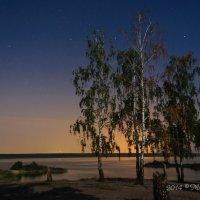 На ночном берегу :: Марк Поликашин