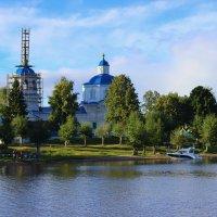 церковь Похвалы Богородице :: Вячеслав Исаков