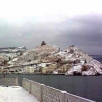 Зимняя рыбалка в Балаклаве :: Елена Даньшина