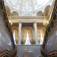 лестница к прекрасному... :: Марина Харченкова