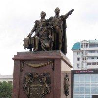 Основатели Новороссийска :: Людмила Монахова