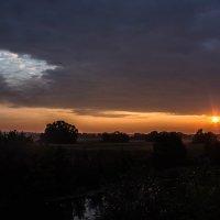 Когда день встречается с ночью :: Мария Зайцева