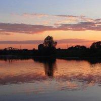 Тёплые краски заката. :: Антонина Гугаева