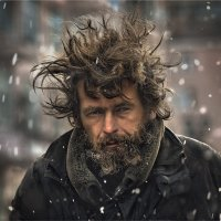 Падал прошлогодний снег... :: Александр Поляков
