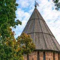 Фрагмент башни :: Олег Козлов