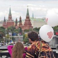 Я покажу тебе Москву :: Алена и Денис Щитовы