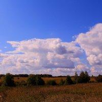 Там, под облаками)) :: Татьяна Ломтева