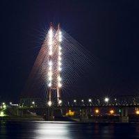 Мост через Обь г.Сургут :: Евгений Косин