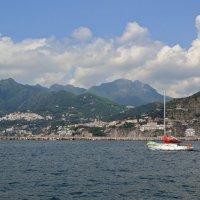 Отдых на Итальянском побережье :: Ольга