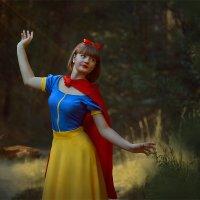 Белоснежка :: Ирина Kачевская