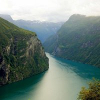 Путешествие по Норвегии. Гейрангер фьорд. :: Алексей Беликов