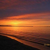Пляж Валкла Эстония :: laana laadas