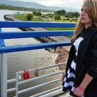 На мостике :: Виктория Большагина