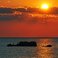 На проклятом острове нет календаря... :: Александр Бойко