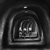 В туннель :: Владимир КРИВЕНКО