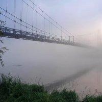 Туман на реке :: Любовь Потеряхина