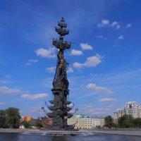 Памятник «В ознаменование 300-летия российского флота» :: наталья калета