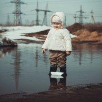 Кораблик детства :: Сергей Тонких