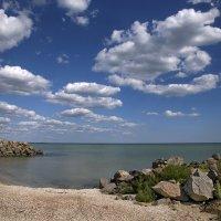 Облака над Азовьем :: Нилла Шарафан