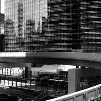 Токио из окна поезда #3 :: Олег Неугодников