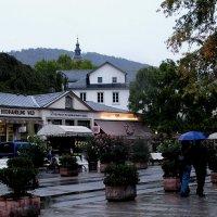 Баден-Баден, октябрь, дождь... :: Елена Даньшина