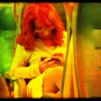 REDHEAD WOMAN :: ira mashura