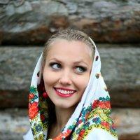 Русские красавицы :: Евгения