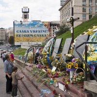 Майдан сегодня :: Евгений Челноков
