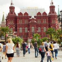 красная площадь :: Кристина Сурхаева