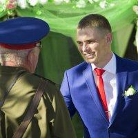 Беседа с казаком :: Sergey Koltsov
