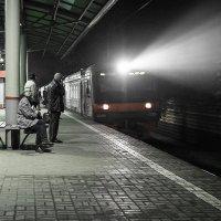 Утро туманное) :: Олег Карабаш