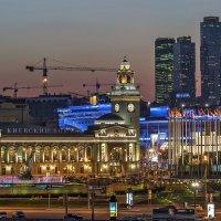 Вечерняя Москва :: Эдуард Пиолий