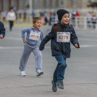 фестиваль бега. только вперёд! :: Дмитрий Карышев