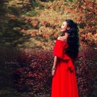 Сентябрь :: Елена Инютина