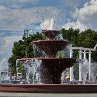 Узоры фонтана :: Валерий Дворников