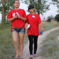 Волонтеры :: Ольга Степаненко