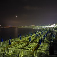 Ночной пляж :: Андрей Шаронов