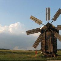 Ветряк :: Anatol Dzhygyr