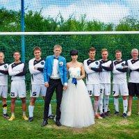 Футбол и любовь :: Марина Чурганова