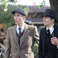 Шерлок Холмс и доктор Ватсон :: Вера Моисеева