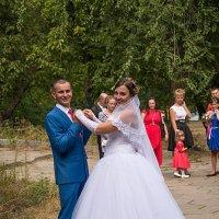Привет молодожёнам! :: Юрий Муханов