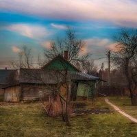 Весна в деревне :: Иван Анисимов
