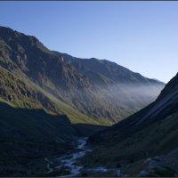 Утро в горах. :: Ирина Нафаня