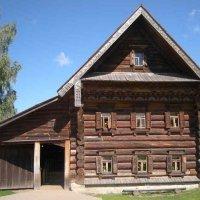 В Музее деревянного зодчества, в Суздале :: Ирина Борисова