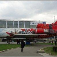 Як-42 на ВДНХ :: Мария Соколова