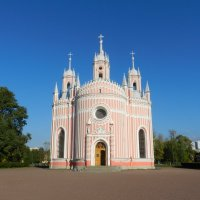 Чесменская церковь. :: Наталья Левина